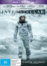 Interstellar (DVD, 2015) NEW R4