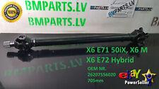 New Bmw X6 E71 50iX, X6 M front Driveshaft Propshaft / next day shipping /
