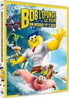 Bob l'éponge le film Un héros sort de l'eau DVD NEUF SOUS BLISTER