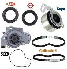 GATES & Continental Timing Belt Kit &Water Pum for Honda Accord DX;LX;2.2L 94-96