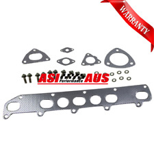 TD5 Exhaust Manifold Gasket Stud Nuts KIT For Land Rover Discovery 2 Defender