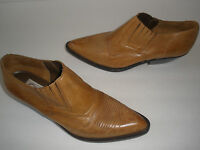 @ CIRCLES BRAND COWGIRL SHOES US 6   HOT RARE MADE IN BRAZIL