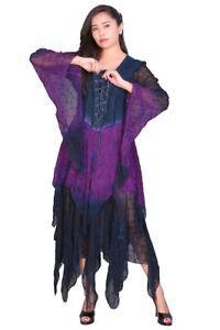 Jordash Dress Purple Size M-L
