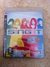 SINGIT jeux playstation 3 ps3 neuf MULTI LANGUE
