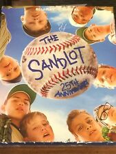 The Sandlot (Blu-ray Disc, 2018, 25th Anniversary w/Slipcover)