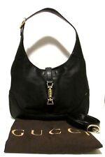 Authentic Vintage GUCCI Jackie O Hobo Cross Body Shoulder Bag Handbag Purse