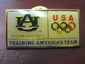 Auburn University Olympic Pin