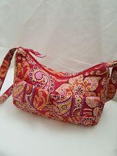 lot of 4 Vera Bradley Handbags Tote Purses one check cover/hobo /crossbody style