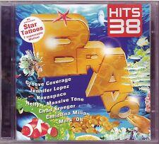 BRAVO HITS  38 Doppel CD   2002
