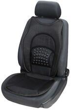 Universal Auto Sitzauflage New Space schwarz, 36 Massagenoppen, PKW Sitzschoner