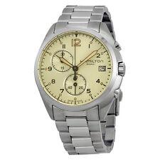 Hamilton Khaki Pilot Pioneer Chronograph Mens Watch H76512155