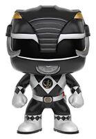 Power Rangers 10309 Pop Vinyl Black Ranger Figure