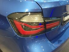New listing 		BMW OEM BRAND-NEW F30 LCI BLACKLINE TAIL LIGHTS! FULL NEW KIT!