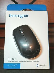 Kensington Pro Fit Bluetooth Mobile Mouse for Windows or Mac