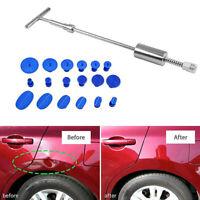 Paintless Dent Repair Puller Kit Car Dent Repair Tools T Bar Slide Hammer M6H3