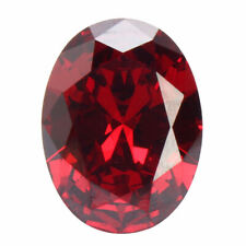 Rare Natural 13.89CT BLOOD RED RUBY UNHEATED 12X16MM OVAL CUT LOOSE GEMSTONES