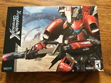 BRAND NEW Xenoblade Chronicles X: Special Edition Nintendo Wii U Factory Sealed!
