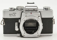 Minolta SRT SR T Super Gehäuse Body Spiegelreflexkamera
