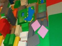 LEGO DUPLO Base Plates - Various Sizes & Colours Large and Small Free UK Post.
