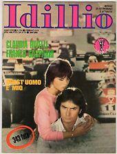 fotoromanzo IDILLIO ANNO 1979 NUMERO 194 RIVELLI GASPARRI