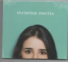 Christina Courtin by Christina Courtin 2009 Promo CD (Sealed)