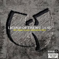 WU-TANG CLAN : LEGEND OF THE :GREATEST HITS  (Double LP Vinyl) sealed