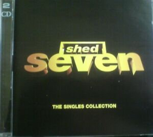 Shed Seven-The Singles Collection,2008,Double cd