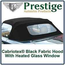 Mazda MX5 MK2 Car Hood Mohair Glass Window Hoods Soft Top Roof Roofs 1998-2005