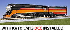 kato 126-0307 *DCC* N 4-8-4 GS4 W/ *EM13 DCC* installed SOUTHERN PACIFIC
