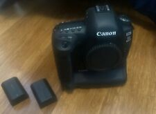 Canon EOS 5d Mark IV Camera with Battery Grip, 2 Batteries