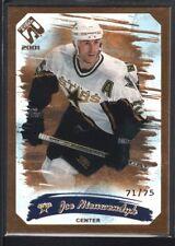 JOE NIEUWENDYK 2001/02 PRIVATE STOCK #34 GOLD STARS STARS SP #071/106