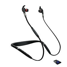Jabra Evolve 75E MS ANC Bluetooth Wireless Schnurlose In-Ear Kopfhörer Headset