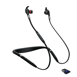 Jabra Evolve 75E MS ANC Bluetooth Wireless Schnurlose In-Ear Kopfhörer Headset