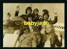 Osmond Brothers Donny Alan Wayne Jay Merrill Jimmy Vintage 5X7 Photo 1974 Mexico