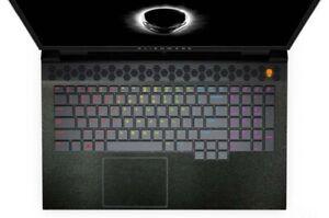 2-pack Palmrest Decal Sticker fr Dell alienware 17 R1 R2 R3 R4 R5 m17 R1 R2 R3