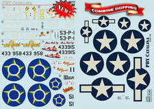 Print Scale 48-068 Decal for PBY Catalina (New Edition) Wet decal 1/48