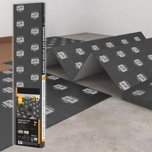 10qm SECURA LVT Easy N Trittschall für Vinyl- & Designböden hohe Druckfestigkeit