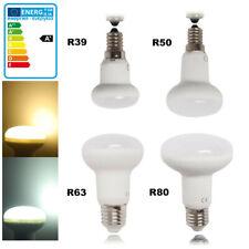 Reflektor Glühbirne R39 R50 R63 R80 LED SMD Leuchtmittel Lampe Bulb E14 E27
