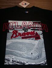 ATLANTA BRAVES MLB BASEBALL T-Shirt LARGE NEW w/ TAG