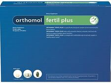 ORIGINAL ORTHOMOL®FERTIL PLUS 90 -Supports the development and strength of sperm