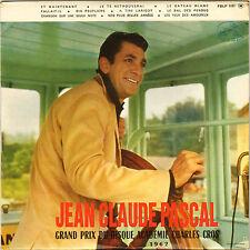 """JEAN CLAUDE PASCAL """"LE BATEAU BLANC"""" 60'S 25 CM LA VOIX DE SON MAITRE 1107"""