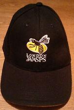 Londra VESPE RUGBY RUFC PAC RUGBY calotta di giunzione, da Baseball Cappello, Cappello Nuovo!