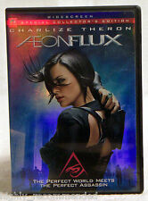 Aeon Flux (Dvd, 2006, Special Collector's Edition; Widescreen) Charlize Theron