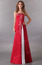 2015 NEW CHEAP Wedding Prom LONG Gown Evening / Formal / Party / Pageant Dresses