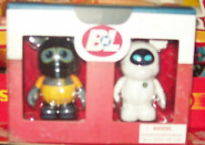 Wall-E  & Eve Vinylmation Set LE 500 NIB! MINT!