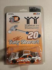 1999 #20 Tony Stewart Habitat for Humanity 1/64 NASCAR Action Diecast MIP