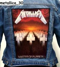 METALLICA  Back Patch Backpatch ekran new