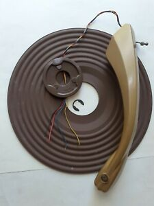 1950's BSR Tone Arm & Turntable Mat