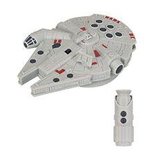 981994-star Wars Episode VII RC Vehicle Basic Millenium Falcon Thinkway Toys