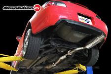 "GREDDY HONDA S2000 AP1 AP2 REVOLUTION RS SINGLE EXIT 2.5"" CATBACK EXHAUST SYSTEM"